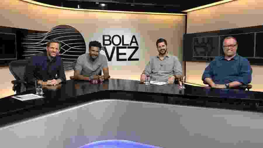 Leandrinho Barbosa participa do programa Bola da Vez, da ESPN Brasil  - Divulgação