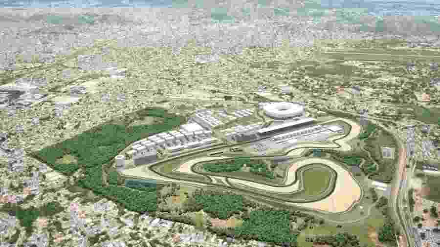 Segundo o MPRJ, a audiência pública para debater a construção do Autódromo de Deodoro fere as normas doprocesso de licenciamento ambiental - Divulgação