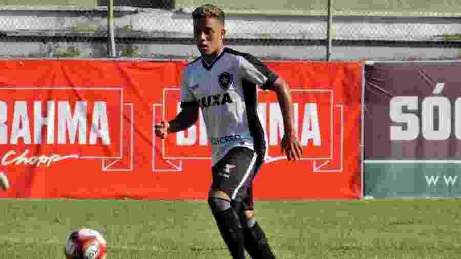 Ramonzinho, ex-meia do Botafogo - Divulgação