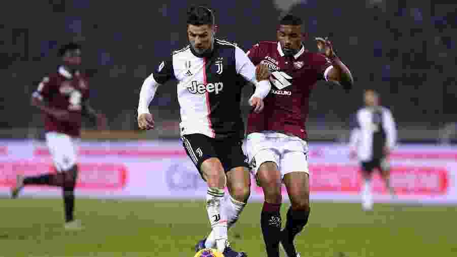 Torino de Bremer e Juventus de CR7 fazem hoje o clássico de Turim - Marco Canoniero/LightRocket