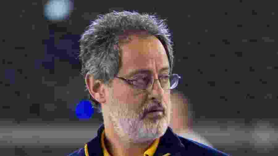 Washington Nunes, técnico da seleção de handebol - Cinara Piccolo/Photo&Grafia
