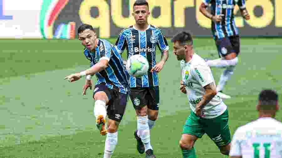 Fernando Alves/Fernando Alves/AGIF