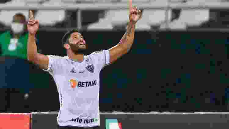 Incrível para o Atlético-MG, Hulk teve atuação de gala contra o Fluminense na Copa do Brasil - JOÃO BARROCA/FRAMEPHOTO/FRAMEPHOTO/ESTADÃO CONTEÚDO - JOÃO BARROCA/FRAMEPHOTO/FRAMEPHOTO/ESTADÃO CONTEÚDO