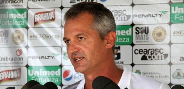 Técnico Lisca assumirá o Inter com a missão de evitar o rebaixamento - Christian Alekson / cearasc.com