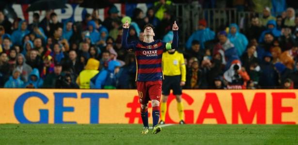 Messi foi elogiado por Mourinho - Albert Gea/Reuters