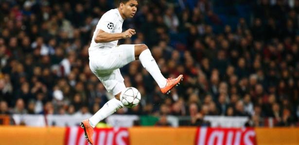 Casemiro só deve voltar a jogar em novembro pelo Real Madrid