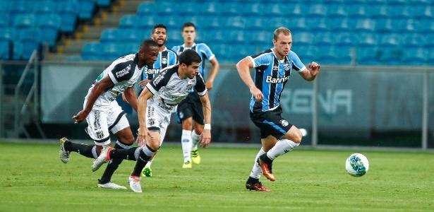 Time de transição do Grêmio deve receber reforço de suplentes do elenco principal