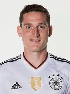 Sebastian Rudy, volante da Alemanha