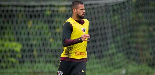 Lucão foi um dos jogadores que deixou o São Paulo
