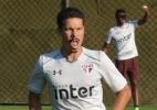 Dorival esboça o time do São Paulo com Hernanes no lugar de Gómez