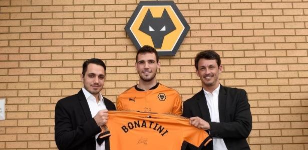 Revelado pelo Cruzeiro, Léo Bonatini é apresentado no Wolverhampton