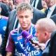 PSG dobra segurança no clube e coloca guarda-costas para Neymar