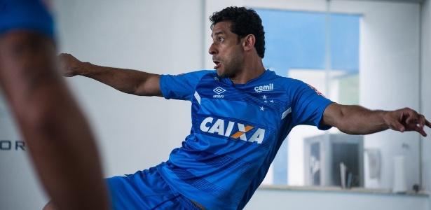 Atacante deixou sua marca por duas vezes no primeiro jogo-treino do Cruzeiro em 2018