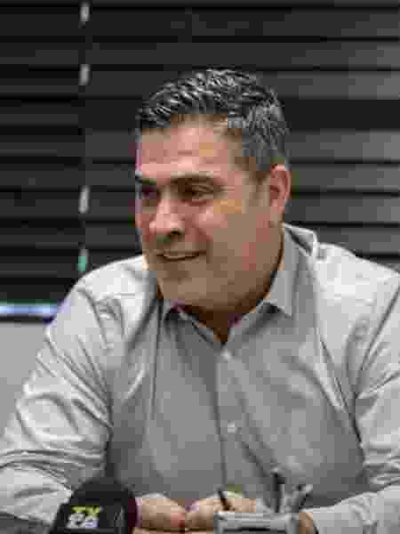 Sérgio Sette Câmara, presidente do Atlético - Bruno Cantini/Divulgação/Atlético-MG