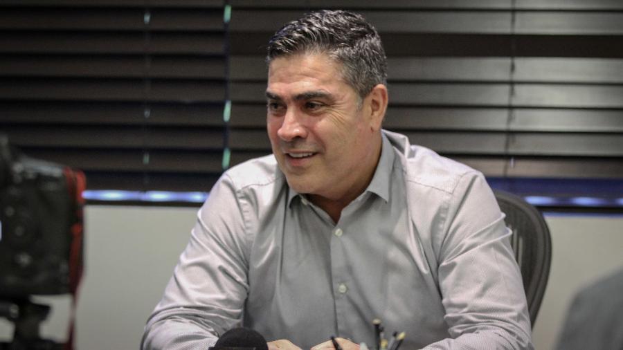Sérgio Sette Câmara, presidente do Atlético-MG, confirma atrasos salariais - Bruno Cantini/Divulgação/Atlético-MG