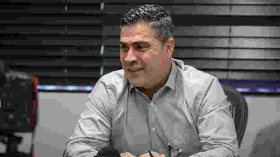 Sérgio Sette Câmara, presidente do Atlético-MG, fala sobre desejo de volta ao Mineirão - Bruno Cantini/Divulgação/Atlético-MG