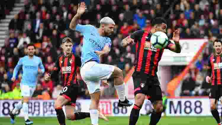 Kun Aguero, atacante do Manchester City - Dylan Martinez/Reuters - Dylan Martinez/Reuters