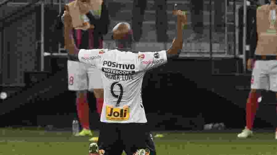 Atacante marcou seu quinto gol em 2019 ontem, em duelo contra o Lara (VEN) pela Sul-Americana - Daniel Augusto Jr/Ag. Corinthians