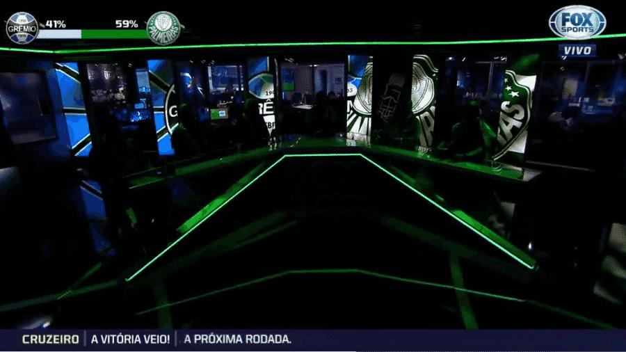 Fox Sports ganha iluminação verde após vitória do Palmeiras em votação - reprodução/Fox Sports