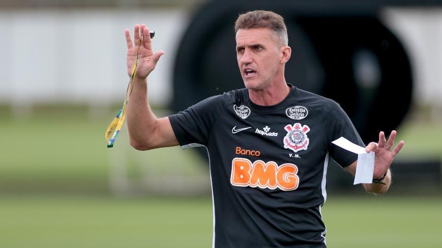 Vagner Mancini, técnico do Corinthians - Rodrigo Coca