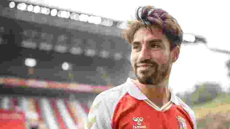 Nico Gaitán (Braga) - Divulgação - Divulgação
