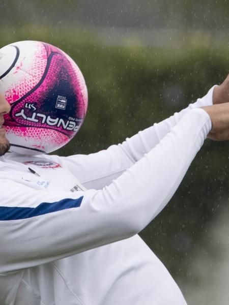 Jean fez apenas dois jogos pelo Corinthians  - Daniel Augusto Jr./ Ag. Corinthians