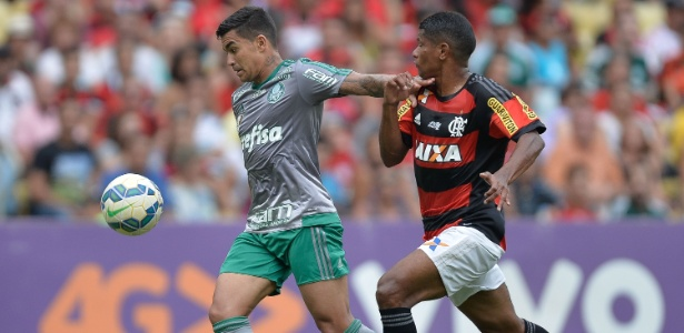 Palmeiras e Flamengo fazem um duelo de líderes pela 25ª rodada da Série A