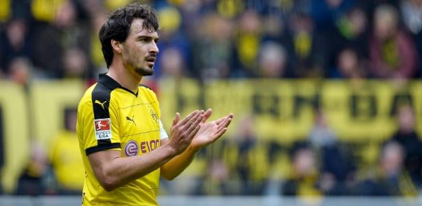 Hummels é o terceiro astro do Borussia Dortmund a ir para o Bayern de Munique