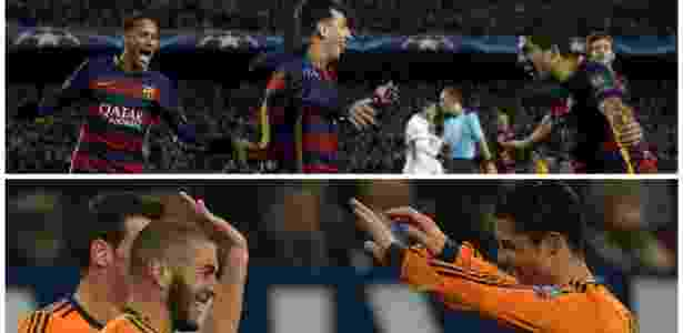 Barça x Real - Albert Gea/Patrick Stollars - Albert Gea/Patrick Stollars