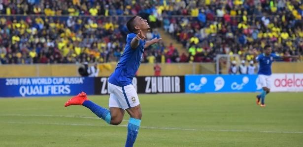 Gabriel Jesus defenderá a seleção na terça, enquanto o Palmeiras encara o São Paulo na quarta