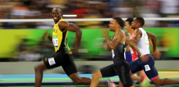 Usain Bolt foi um dos maiores destaques da Rio-2016 - Kai Pfaffenbach/Reuters