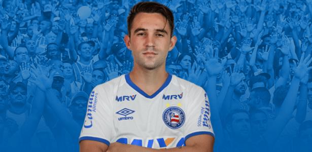 Allione assinou contrato de empréstimo por uma temporada com o Bahia