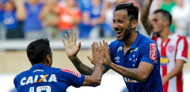 Titular do Cruzeiro vai prolongar sua estadia na Toca e novo vínculo irá até 2020 - Washington Alves/Light Press/Cruzeiro