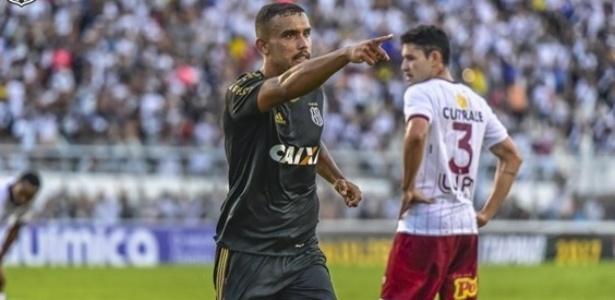 Pottker já marcou um gol pela Ponte Preta no Paulistão 2017