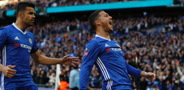 Hazard está na mira do Real Madrid