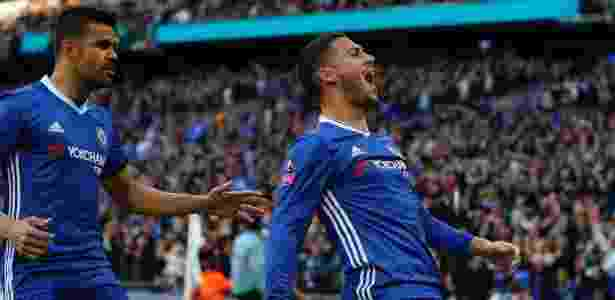 Hazard está na mira do Real Madrid - Reuters / Peter Nicholls