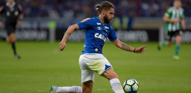 Rafael Sóbis é o vice-artilheiro do Cruzeiro na atual temporada