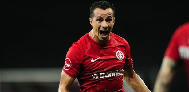 Leandro Damião é peça fundamental na movimentação ofensiva do Inter atualmente