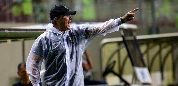 Oswaldo de Oliveira diz que vai manter planejamento de alterar entre titulares e reservas - Bruno Cantini/Clube Atlético Mineiro