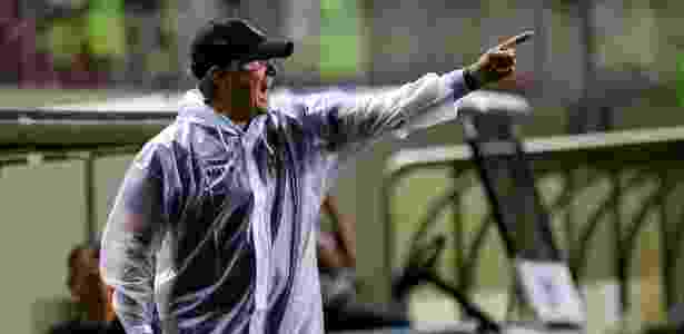 Resultados dão força para Oswaldo de Oliveira dentro do Atlético-MG - Bruno Cantini/Clube Atlético Mineiro