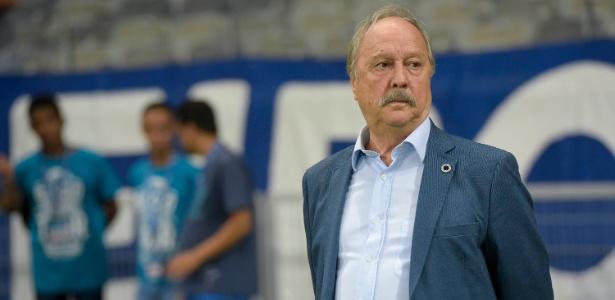 Economista, Wagner Pires de Sá assumiu a presidência do Cruzeiro em janeiro de 2018