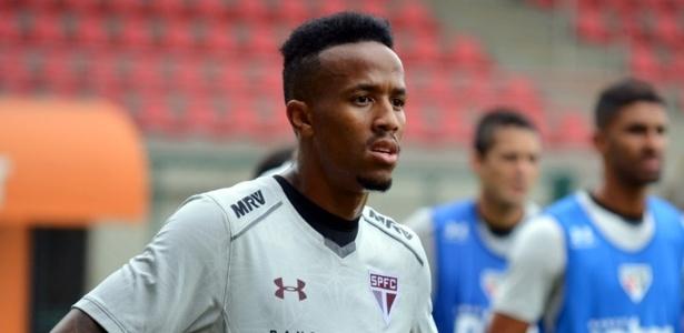 Militão foi titular do São Paulo em 12 dos 13 jogos desta temporada