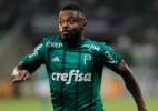 Sem espaço, Michel Bastos negocia com o Sport e pode deixar o Palmeiras (Foto: Daniel Vorley/AGIF)