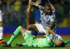 Após choque com Dedé, goleiro do Boca retorna e pode ser opção para final - Demian Alday/Getty Images