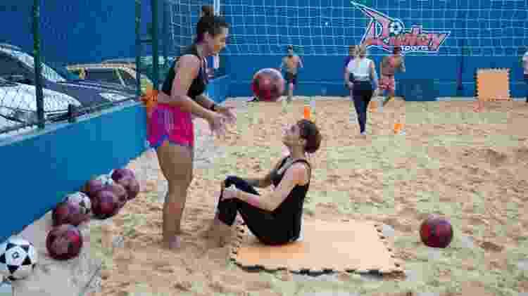 Futevôlei 4 - Divulgação/Riplay Sports - Divulgação/Riplay Sports