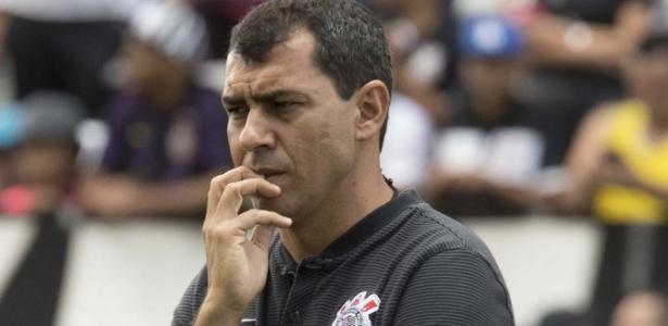 Carille comanda treino aberto do Corinthians; treinador está de volta ao clube - Daniel Augusto Jr/Ag. Corinthians