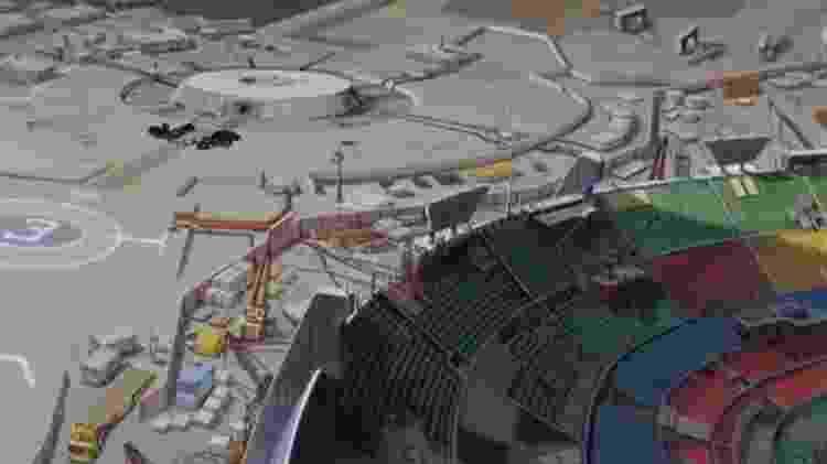 Estádio anime Akira 2020 - Reprodução - Reprodução