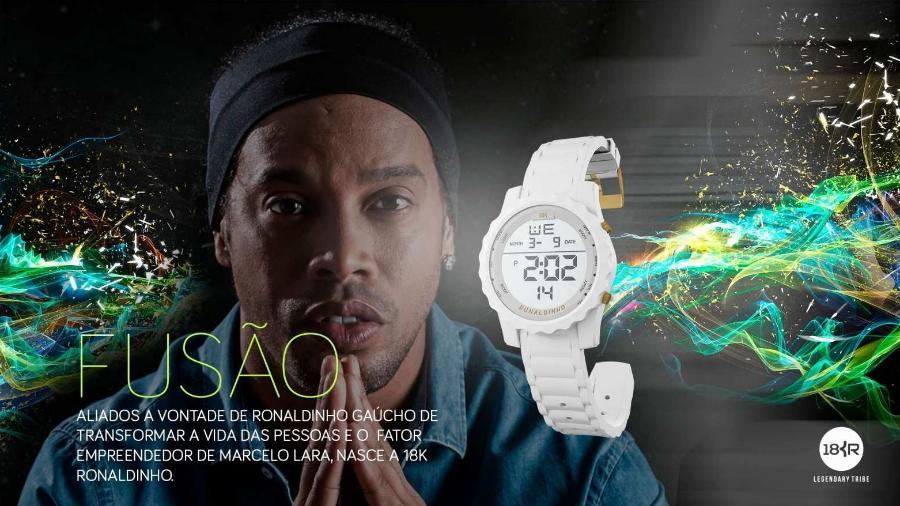 0b6f457b03692 Firma de Ronaldinho vende sonho de carrão e vida de luxo a quem ...
