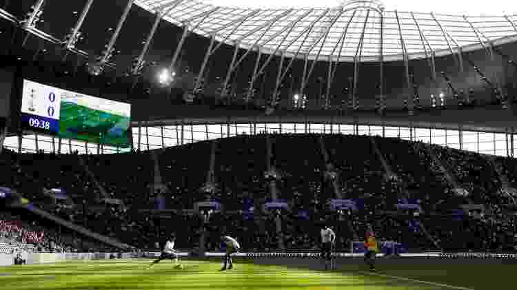 Estádio do Tottenham 4 - David Klein/Reuters - David Klein/Reuters