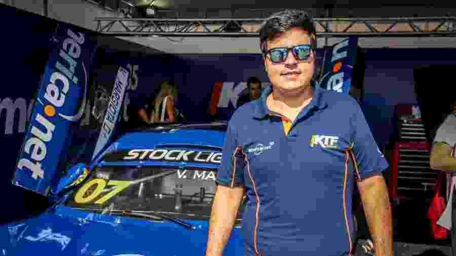 Vinicius Margiota, piloto da Stock Car Light que morreu em acidente  - Divulgação/KTF Sports